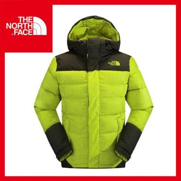The North Face 男 800FPl 連帽羽絨外套 (CUE5)
