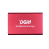 DGM My Mobile Storage Portable SSD 128GB 固態硬碟 紅色 (MMS128RD) 香港行貨