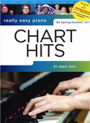 Really Easy Piano: CHART HITS (#4 Spr/Sum'17) +eBook +Audio & Video Access +Practice Assessement App