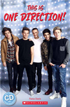 Scholastic ELT Readers Level 1: This is One Direction with CD
