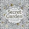 Secret Garden: An Inky Treasure Hunt and Colouring Book (秘密花園)
