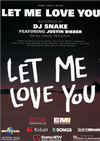 LET ME LOVE YOU (DJ Snake/Justin Bieber)
