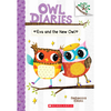 Eva and the New Owl: A Branches Book【禮筑外文書店】[73折]