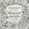 Magical Jungle: An Inky Expedition and Coloring Book for Adults 神奇叢林《秘密花園》第四集