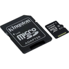 Kingston MicroSDXC Read : 80MB/s (SDC10G2)記憶卡連SD Adapter 64GB 香港行貨