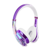 Monster DiamondZ On-Ear Purple Headphone and White 香港行貨