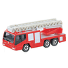 【 TOMICA 火柴盒小汽車】TM108 HINO AERIAL LADDER FIRE TRUCK
