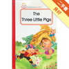 Reading House Level 1:Three Little Pigs [二手書_良好] 1749