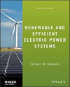 RENEWABLE AND EFFICIENT ELECTRIC POWER SYSTEMS 2/E