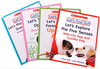 Let's Find Out Early Learning Books: Five Senses and Opposites (4 titles: 1 copy each)