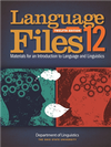 Language Files:Materials for an Introduction to Language and Linguistics, 12/e