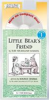 An I Can Read Book Level 1:Little Bear's Friend (Book & CD)