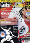 Guitar Techniques 4月號/2015 第241期+CD:Playing with Fingers