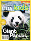 NATIONAL GEOGRAPHIC Little Kids 1-2月號/2015:Giant Pandas
