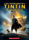 Scholastic ELT Readers Level 1: Tintin The Three Scrolls with CD