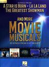 Songs from A STAR IS BORN, THE GREATEST SHOWMAN, LA LA LAND and More Movie Musicals (Easy Piano)