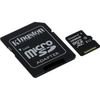 Kingston MicroSDXC Read : 80MB/s (SDC10G2)記憶卡連SD Adapter 128GB 香港行貨