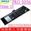 DELL 電池(原廠)-戴爾 GFKG3, Venue 10 Pro 5056 電池,0 VN25R, VN25R, WH96V