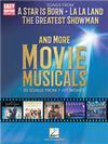 Songs from A STAR IS BORN, LA LA LAND, THE GREATEST SHOWMAN and More Movie Musicals (Easy Guitar)