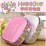 【UTmall】Hello kitty鑲鑽行動電源12000mAh(行動電源)