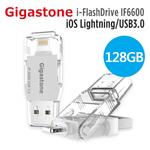 Gigastone i-FlashDrive IF6600 USB3.0 128GB Apple 隨身碟