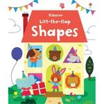 英國 Usborne Lift-the-Flap 翻翻書 Shapes *db小舖*