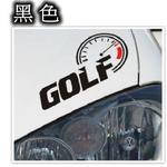 A0145 VW GOLF貼 車身貼紙 TOURAN GOLF JETTA POLO PASSANT