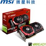 MSI微星 GeForce GTX 1080 GAMING X+ 8G 顯示卡