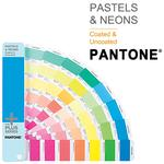PANTONE PASTELS & NEONS Coated & Uncoated 粉彩色 & 霓虹色 - 光面銅版紙 & 膠版紙 GG1504