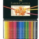 【Faber-Castell】ARTISTS藝術家級專家油性色鉛筆36色(110036)