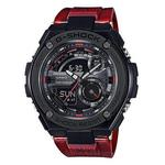 【CASIO G-SHOCK】G-STEEL時尚運動防震腕錶 52.4mm/GST-210M-4A