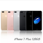 【APPLE】iPhone 7 Plus 128GB 金 送9H太空盾保貼