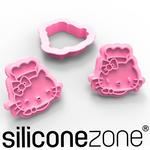 【Siliconezone】施理康Hello Kitty餅乾模