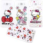 【Hello Kitty】Samsung Galaxy J7 (2016) / J710 彩繪空壓手機殼