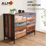 ALMI SYZ RECYCLED-CHEST 6 DRAWERS 六抽斗櫃