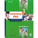 Listening Pro 3: Total Mastery of TOEIC Liste..