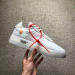 OFF-WHITE FOR AIR FORCE 1   男款