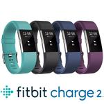 Fitbit Charge2 皇家藍小