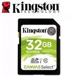 【Kingston 金士頓】32GB 80MB/s SDHC SD UHS-I U1 C10 記憶卡(SDS/32GB)