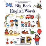 英國 Usborne Big Book of English Words 英文字母 *db小舖*