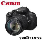 Canon EOS 700D 18-55mm STM KIT 彩虹公司貨