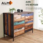 【ALMI】SYZ RECYCLED-CHEST 6 DRAWERS 六抽斗櫃
