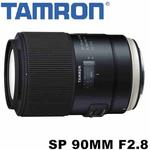 TAMRON SP 90MM F2.8 VC USD Marco 1:1 F017 Canon 接環