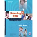 Listening Pro 1: Total Mastery of TOEIC Liste..