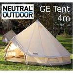 Neutral Outdoor GE Tent 4 帳篷