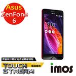 【iMOS Touch Stream】華碩 ASUS Zenfone 6 電競 霧面  疏油疏水 螢幕保護貼
