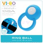 情趣用品-跳蛋 老二震動環日本TENGA-VI-BO RING BALL 完全防水震動環