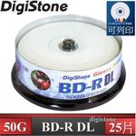 DigiStone A+ Blu-ray 6X BD-R DL 50G 亮面相片滿版可印X 100P
