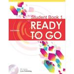 Ready to Go Student Book 1, 2/e (with MP3)
