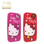 Hello Kitty 輕薄款 5100mAh 行動電源 -紅色